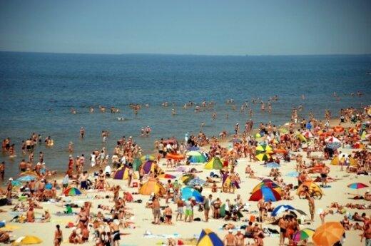 Средняя цена на жилье у моря – 100-200 литов в сутки
