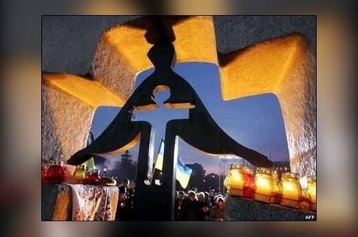В Бразилии открыт знак жертвам Голодомора