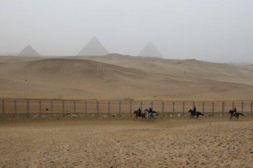 На египетском курорте произошло землетрясение