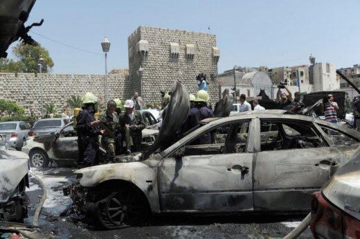 Syria: Minister obrony padł ofiarą wybuchu