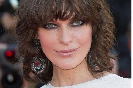 Милла Йовович планирует второго малыша