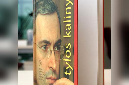 "M.Chodorkovskio knyga ""Tylos kalinys"""