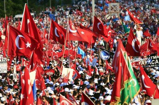 Lietuva tikisi, kad Turkija grįš į taikos ir santarvės kelią