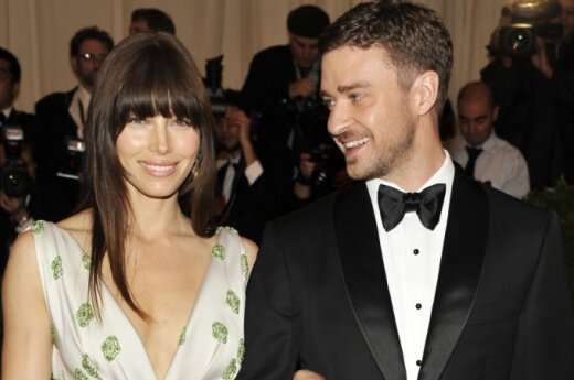 Posłuszny i uległy Justin Timberlake