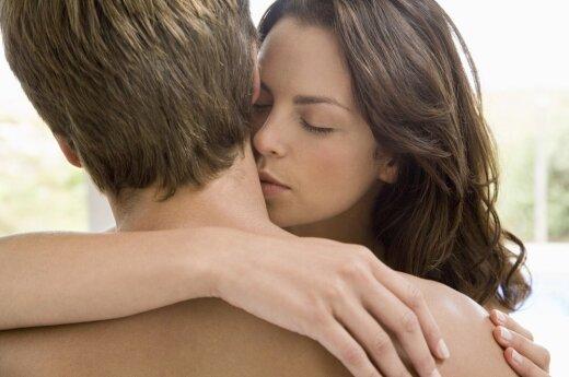 Kodėl vyrams reikia sekso, o moterims – meilės