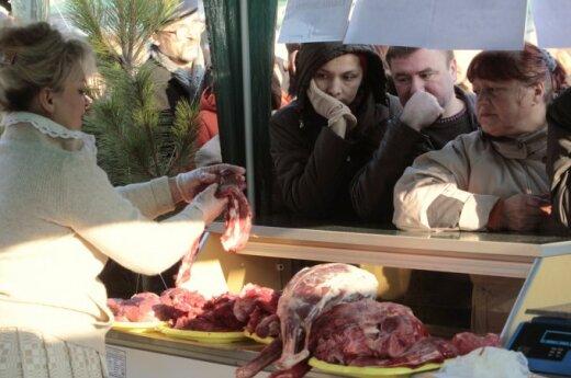 Kontrolerzy podatkowi zabrali się za sprzedawców mięsa