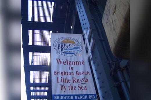 Braiton Byčo rajonas Niujorke - Mažoji Rusija