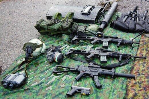Германия за пять лет удвоила экспорт вооружений