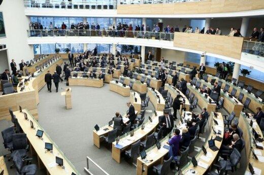 Sejm nie ma pracy