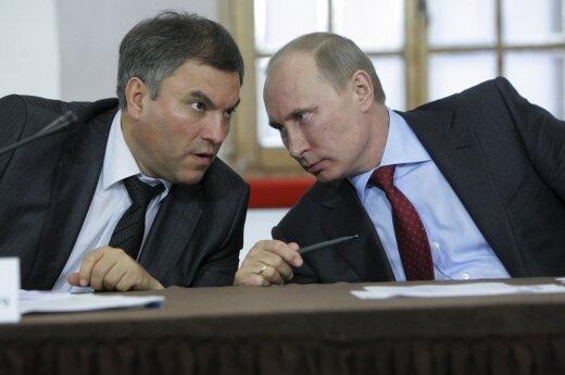 Кремль отказался проверять информацию о президентских амбициях Володина