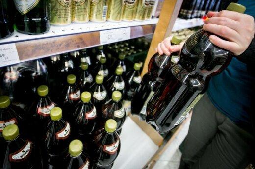 Kauno meras siūlo keisti alkoholio prekybą