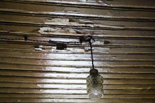 Senus šviestuvus siūloma keisti į LED apšvietimą