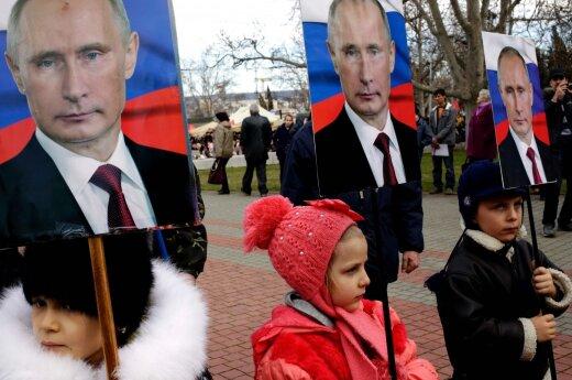Кремлевские эксперты спрогнозировали результат Путина на выборах