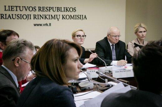 VRK panaikins savivaldybės tarybos nario 10 mandatų