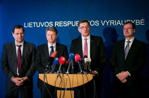 Partie koalicji rządzącej będą samodzielnie walczyć z Dalią Grybauskaitė