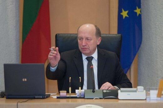 Кубилюс прощается: завершилось последнее заседание старого правительства