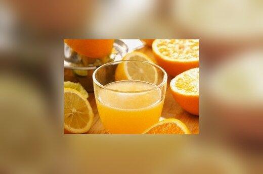 Apelsinai, sultys