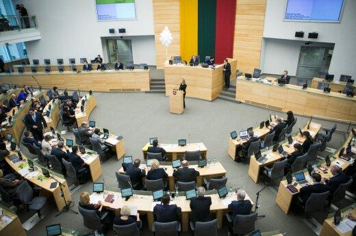 Сейм Литвы запретил все формы насилия над детьми