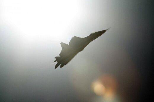В России подняты по тревоге соединения воздушно-космических сил