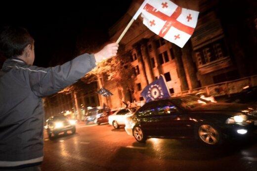 Georgijus Margvelašvilis laimėjo Gruzijos prezidento rinkimus