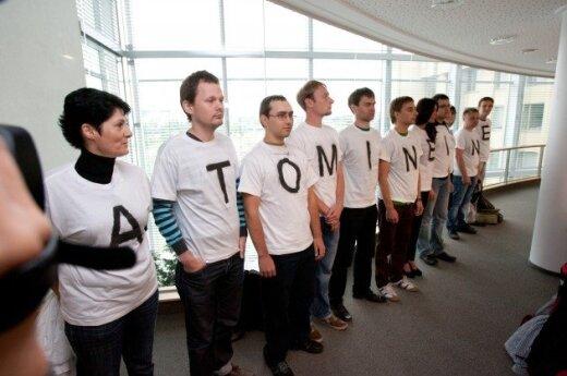 Голосовать против АЭС планирует почти половина жителей крупных городов