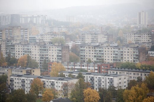 Lithuanian banks lower expectations for real estate market