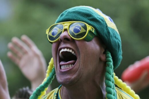 Ties with Brazil are gaining momentum, Lithuanian foreign minister says