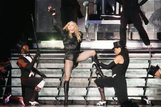 Madonna bije rekord kasowy