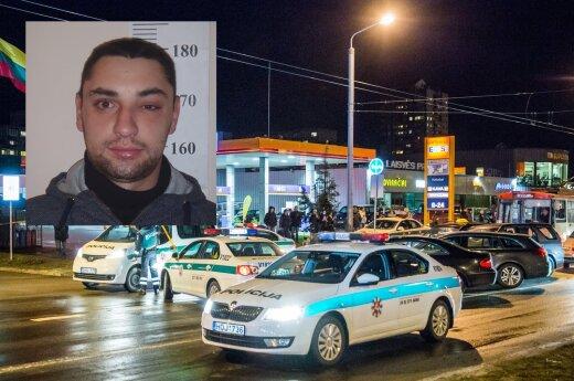 ВВильнюсе 3000 полицейских разыскивают психически нездорового правонарушителя, похитившего автомат Калашникова