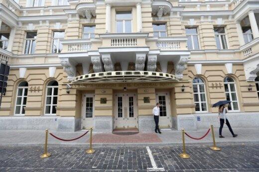 Vilnius' Kempinski Hotel among TripAdvisor's top 25 hotels in Europe