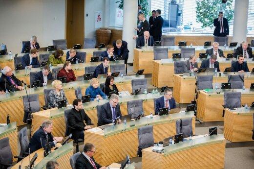 Koks likimas prognozuojamas didžiosioms Lietuvos partijoms?
