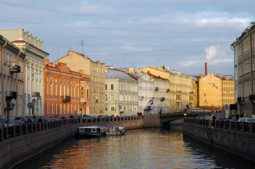 Литовская делегация отправляется с визитом в Санкт-Петербург