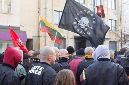 Polscy i litewscy nacjonaliści maszerowali razem ulicami Warszawy