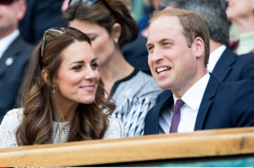 Герцогиня Кембриджская ждет близнецов