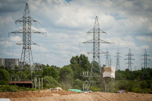 Electricity prices drop in Lithuanian trade zone