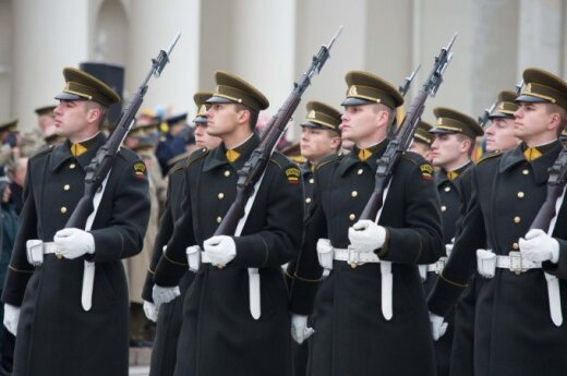 Lithuanian government asks banks to suspend loan interests for conscripts