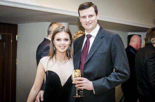 Danielius Bunkus ir Justina Stambrauskaitė