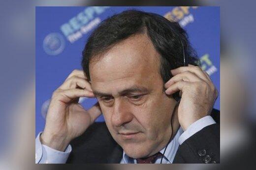 М.Платини открыто заявил, что у Украины могут отобрать ЕВРО-2012