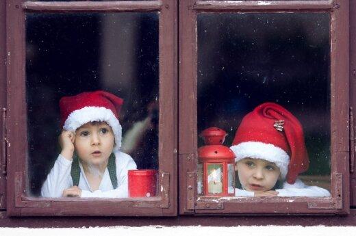 Жители Кедайняй берут к себе на праздники детей из детских домов
