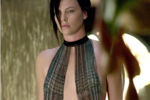 Charlize Theron fot. UIP
