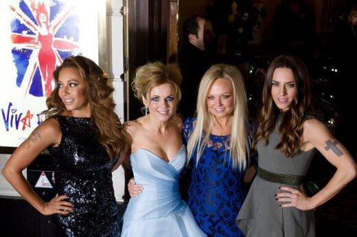 Spice Girls jednak dalej razem