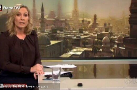 Wpadka duńskiej telewizji