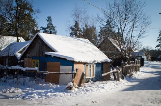 В вильнюсском таборе задержан мужчина с наркотиками