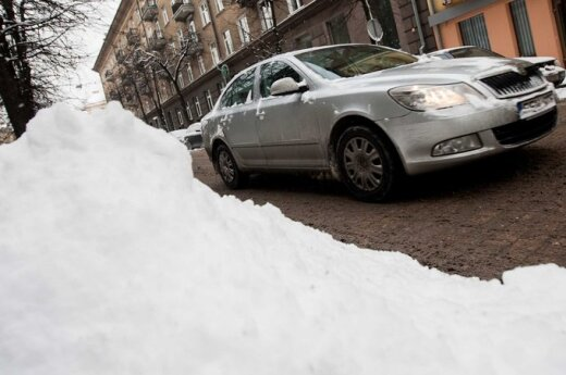 Cała Litwa pod śniegiem