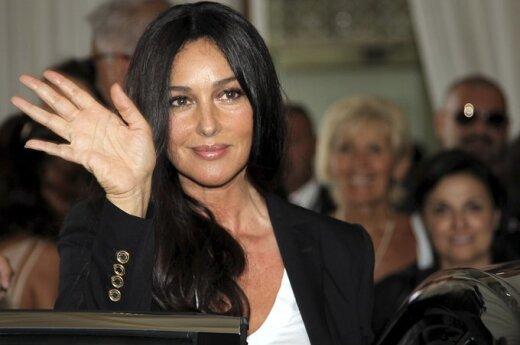 Monica Bellucci miłością Emira Kusturicy