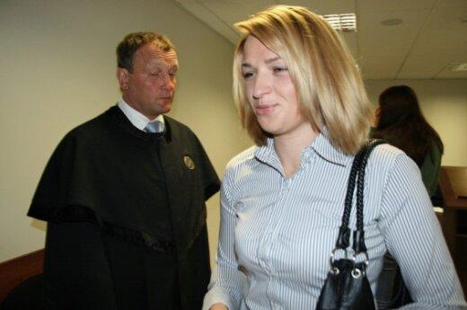Ilona Stankevičienė ir advokatas Juzefas Kozubovskis