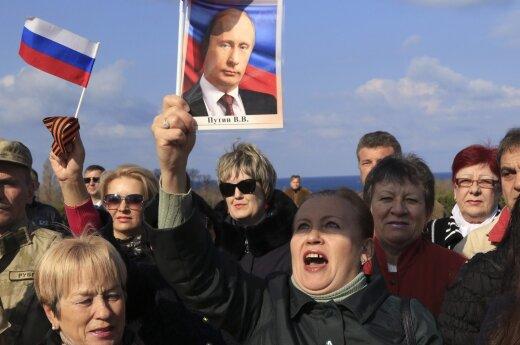 Skandalingas europarlamentarų vizitas Kryme: Lietuvos atstovai atsisakė