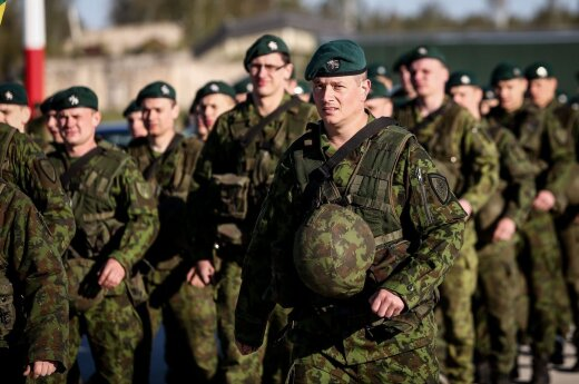 Lithuania may send more soldiers to Mali upon France's request