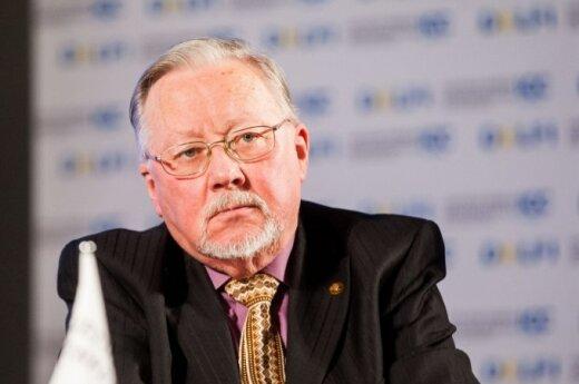 V.Landsbergis: referendumas dėl žemės pardavimo – fundamentali grėsmė Europai