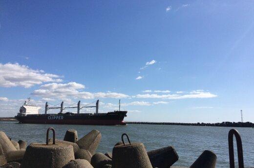 Klaipėda port to invest €180m in cargo bay development